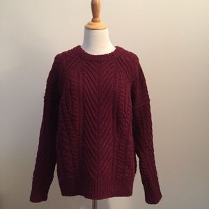 Marc By Marc Jacobs Wool Sweater